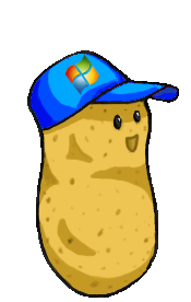 Potato MUSH Client for Windows