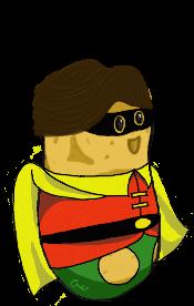 Robin, the Spud Wonder (By Trinsec)